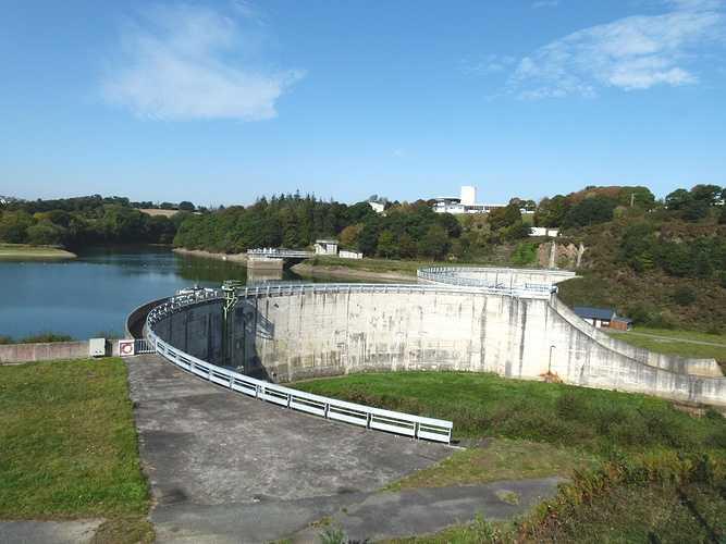 Barrage de la Ville Hatte à Pléven arguenon-0109