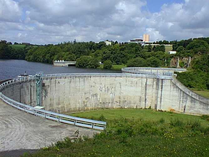 Barrage de la Ville Hatte à Pléven 0