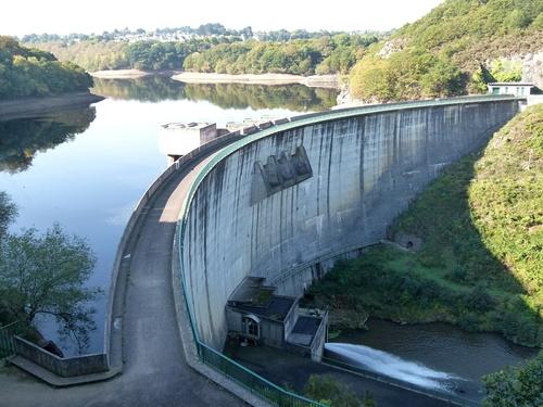 Barrage de Saint Barthélémy à La Méaugon