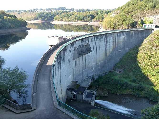 Barrage de Saint Barthélémy à La Méaugon 0
